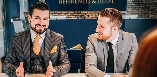 Behrendt & Desai Immobilien 2019